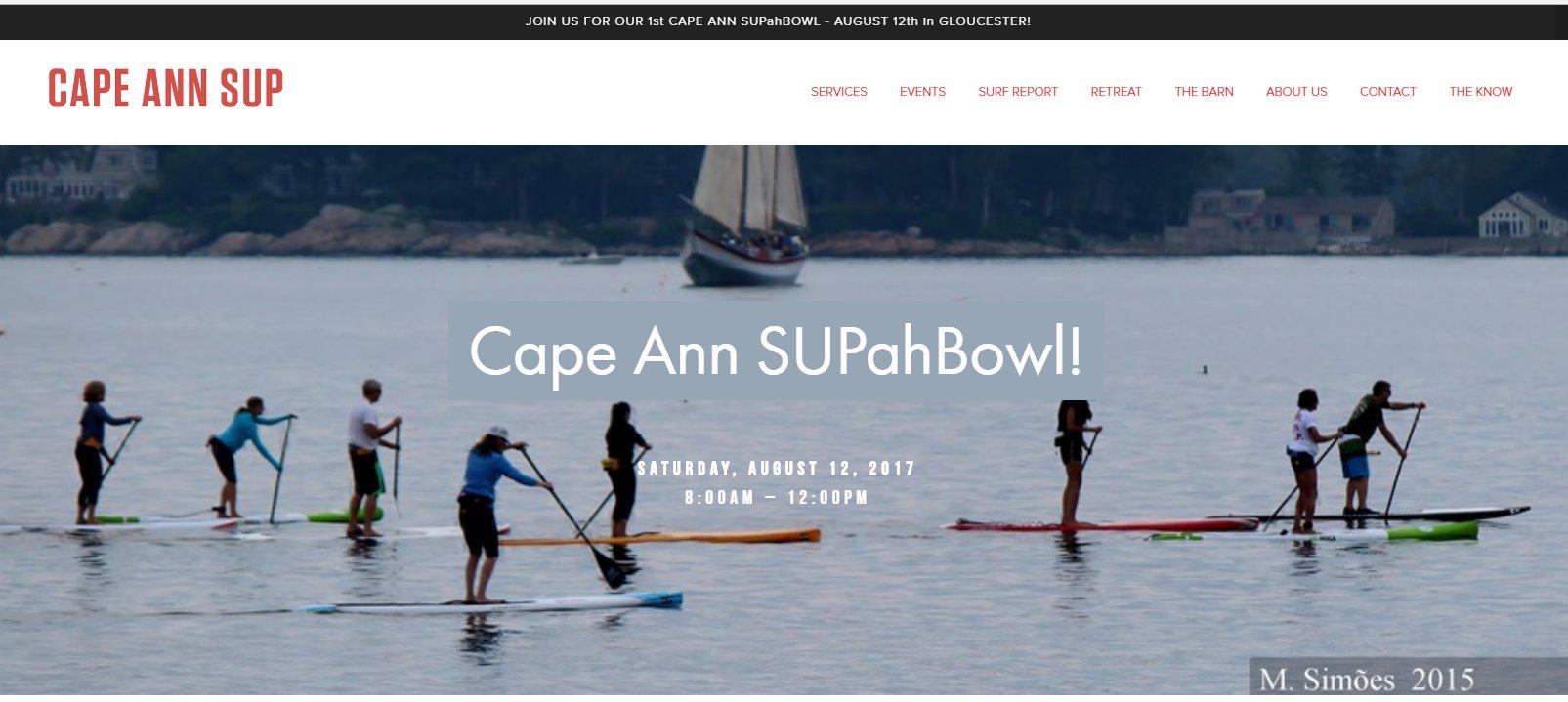 Cape Ann SUPahBowl
