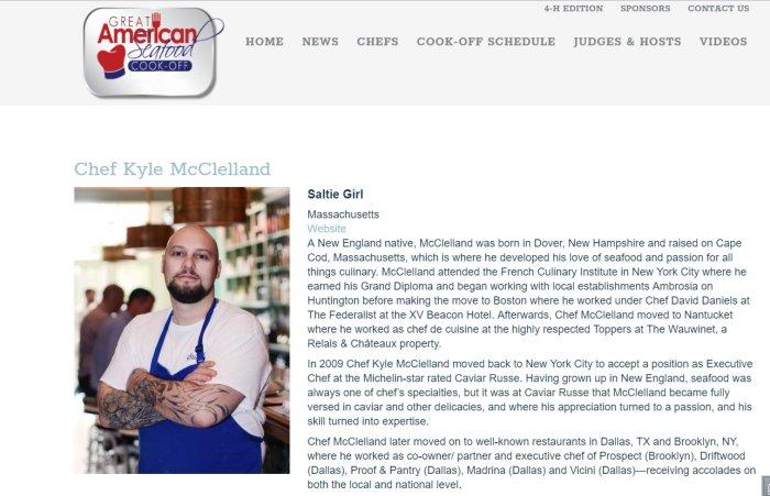 chef Saltie Girl