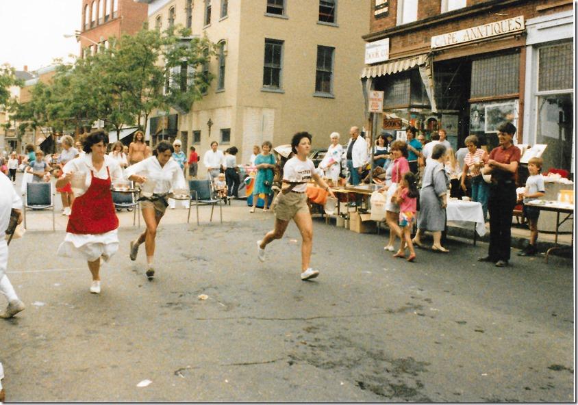 Gloucester street fair 1986