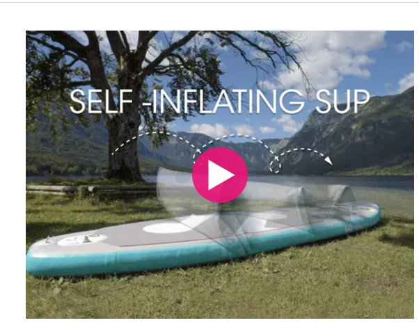 self inflating sup