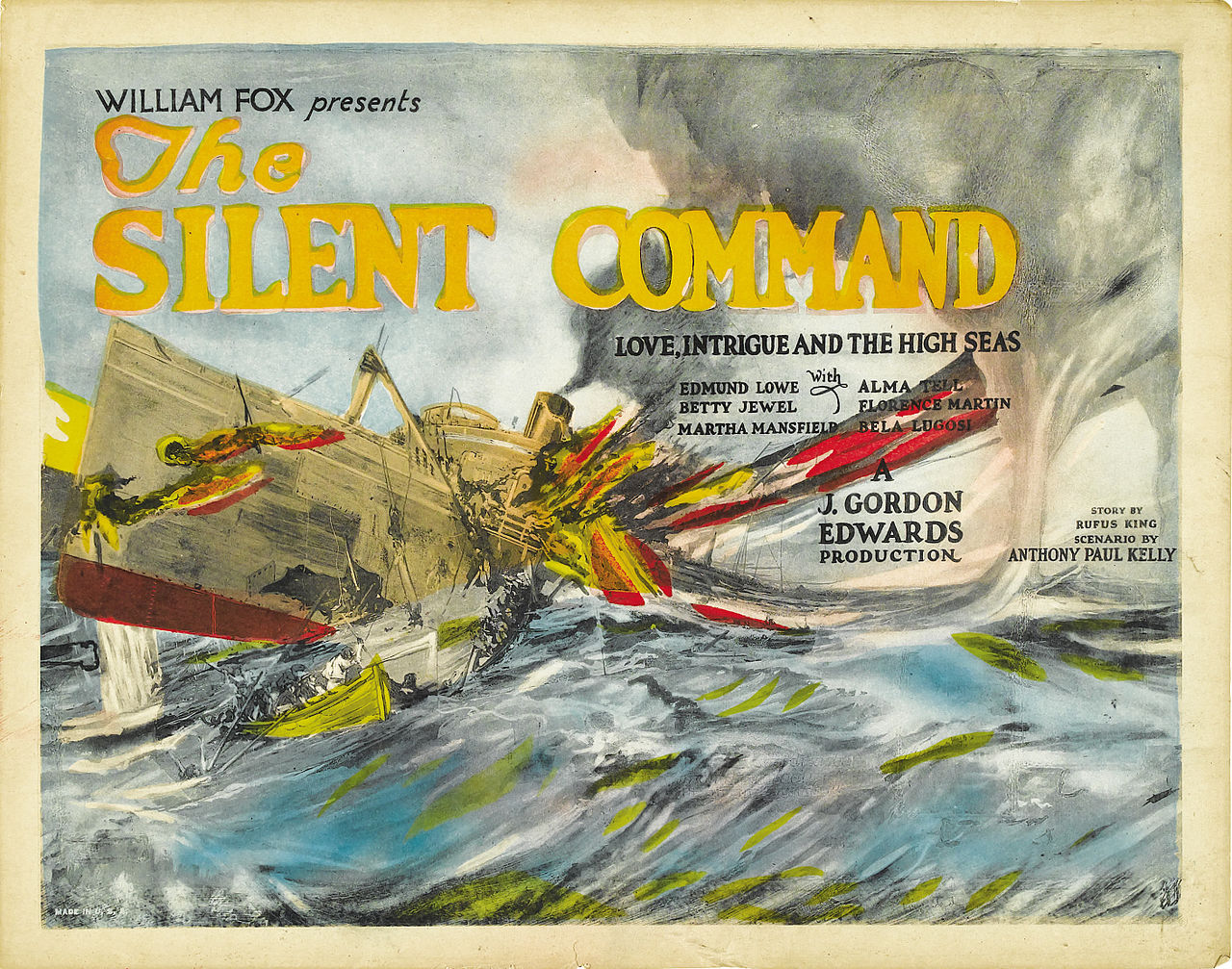 1923 silent FOX movie The Silent Command filmed on location Good Harbor Beach Gloucester MA