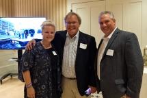 Bluefin Blowout Lyon-Waugh Molly Waugh Warren Waugh Alzheimer's Check Presenting Gloucester MA -25 copyright Kim Smith