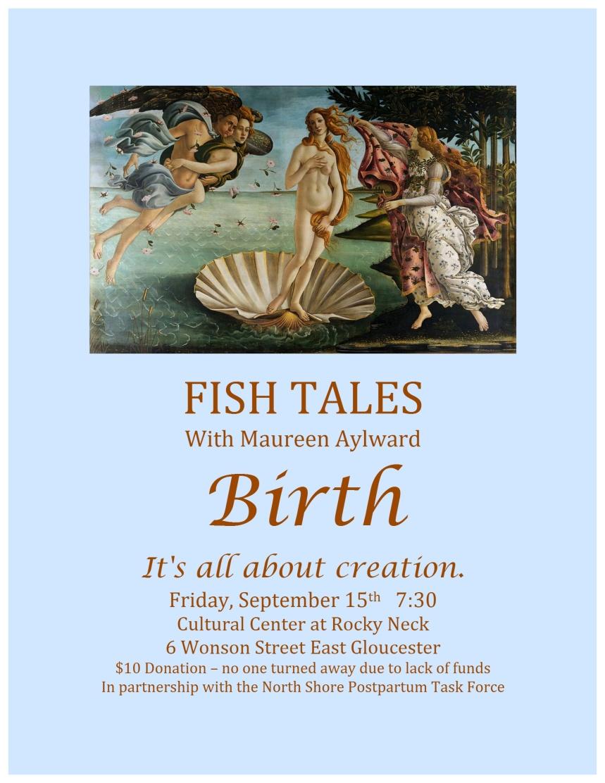 Fish Tales Gloucester