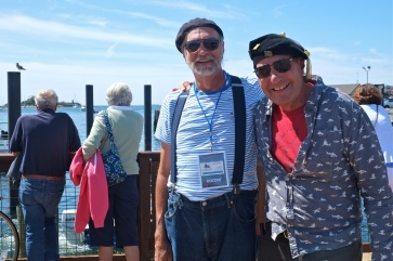 Gloucester Maritime Heritage Day Two Pierres copyright Kim Smith