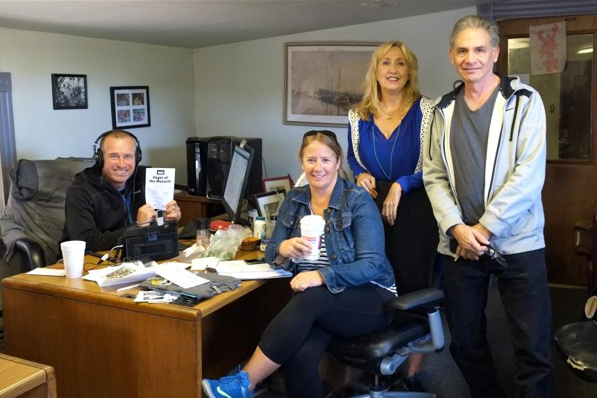 GMG Podcast 241 w- Nichole, Joey, Heidi, Jeff Zinn copyright kim Smith.JPG