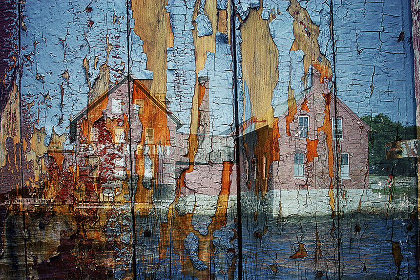Judy Robinson Cox - Copper Paint