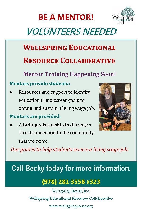 Postcard for Mentor Recruitment SM