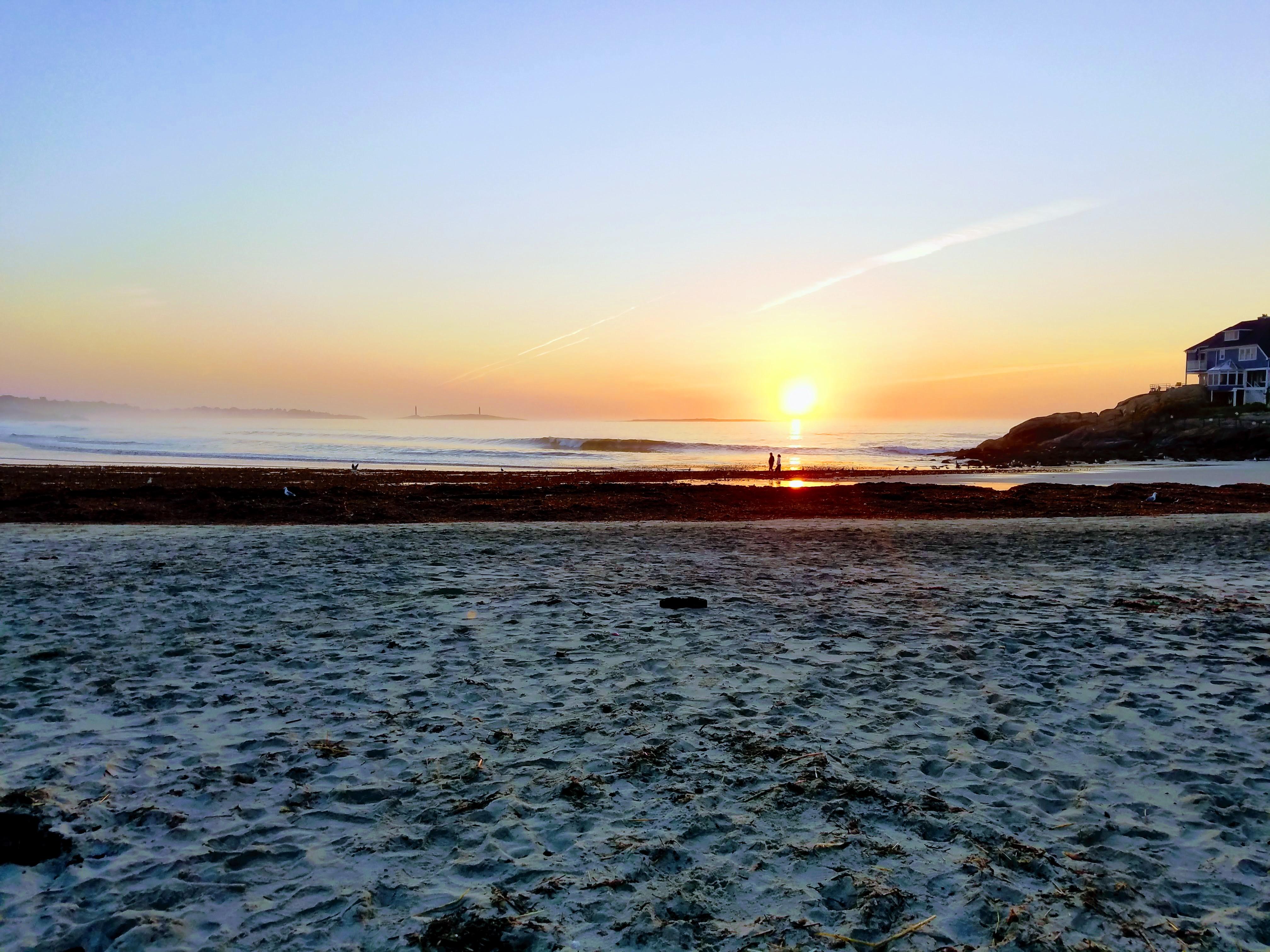 view from Cape Ann Motor Inn