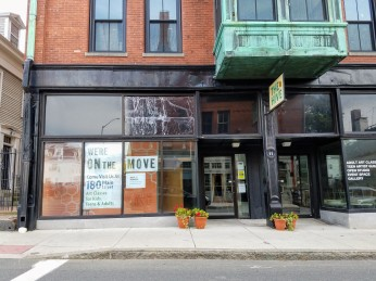 With concolidation of Cape Ann Art Haven Hive space back to Main Street, Sound Harbor has moved out of the interior Art Haven space