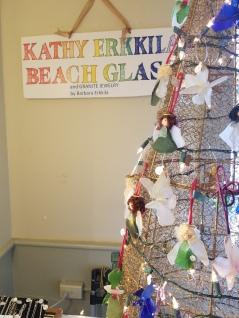 Kathy Erkkila beach glass