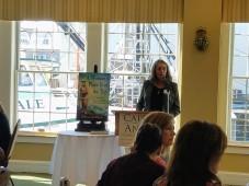 Sara Young Schooner Adventure Chamber President