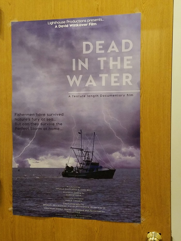 Dead in the Water documentary poster