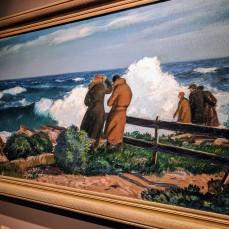Gifford Beal ROCKBOUND installation Cape Ann Museum ©c ryan 20170602_121902