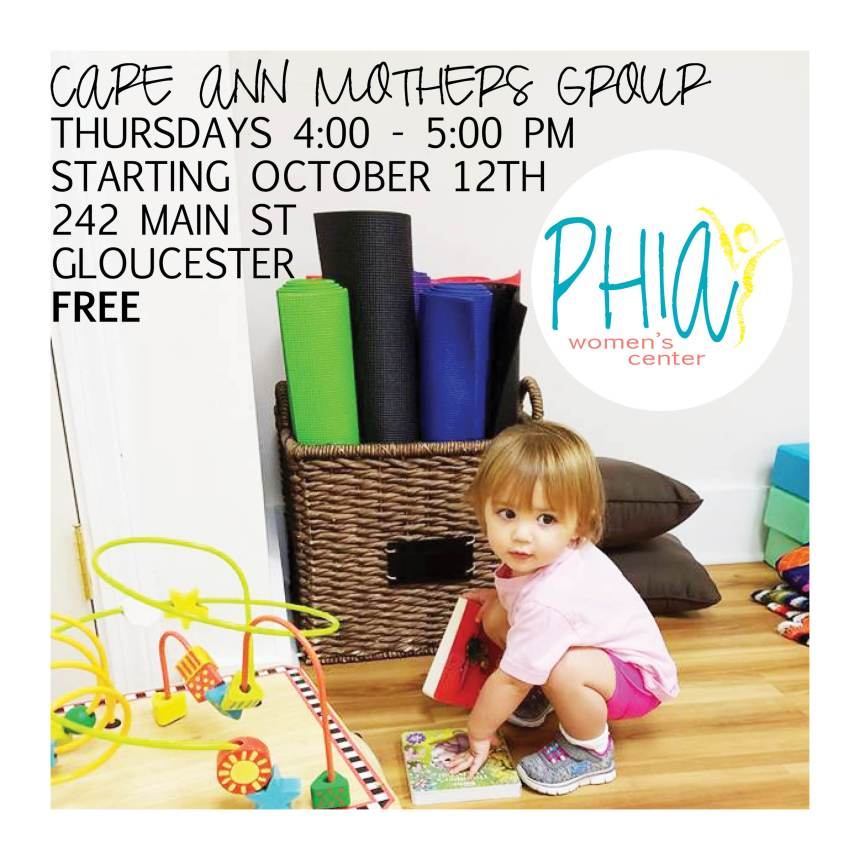 Mother's Group Announcement