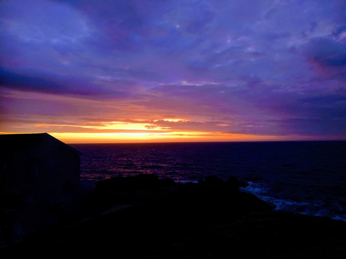 October skies Gloucester MA 20171024_064703 ©c ryan