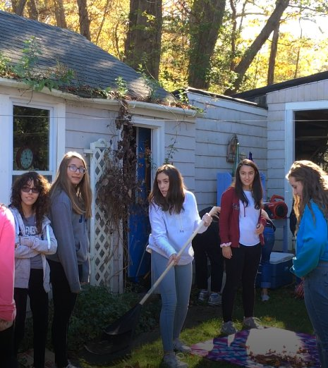 O'Maley day of Service 2017 West Gloucester
