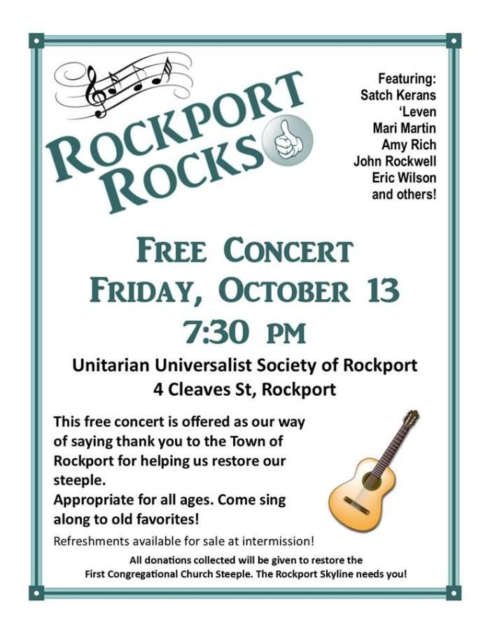 Rockport Rocks