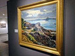 W Lester Stevens ROCKBOUND installation Cape Ann Museum ©c ryan 20170602_110030 (1)