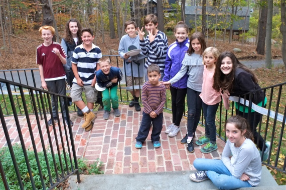 Apple Cider Pressing Party Duckworths Murdock -19 copyright Kim Smith