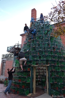 Building #GloucesterMA Lobster Trap Tree -16 copyright Kim Smith