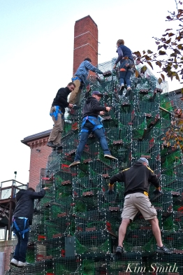 Building #GloucesterMA Lobster Trap Tree -18 copyright Kim Smith