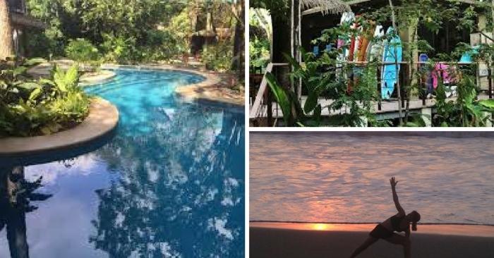 Costa Rica retreat pictures