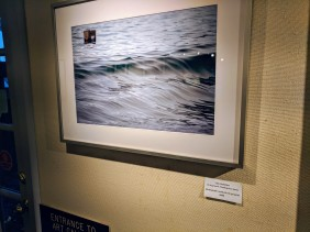 Law Hamilton, On approach Floating Box Series, photograph archival ink jet print, Rockport Art Association,