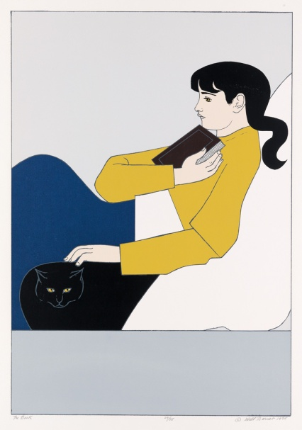 later Will Barnet 4000