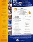 North of Boston CVB gala and awards Nov 8 2017 Hawthorne Hotel Salem PROGRAM ©Office of Mayor Romeo Theken