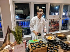 Taste of Cape Ann YMCA 1606 Restaurant Beauport Hotel 20171109_182228