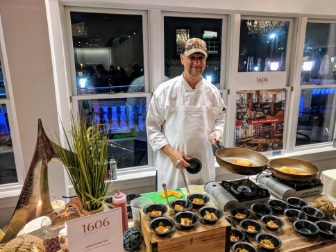 Taste of Cape Ann YMCA 1606 Restaurant Beauport Hotel 20171109_182229