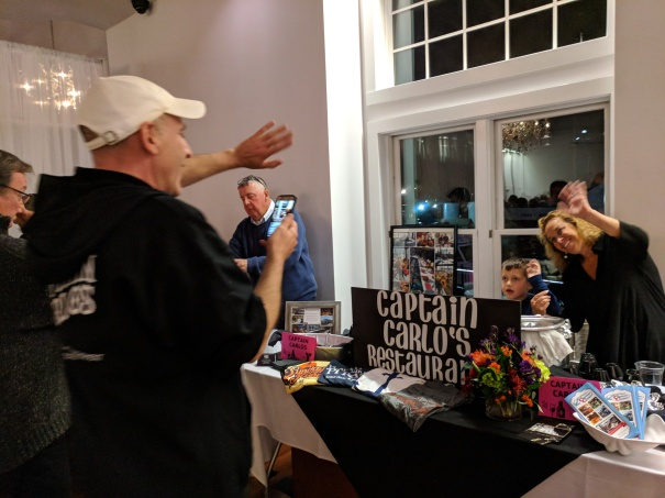 Taste of Cape Ann YMCA Captain Carlo's 20171109_183126