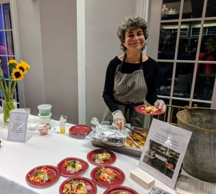 Taste of Cape Ann YMCA Feather and Wedge 20171109_181202