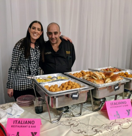 Taste of Cape Ann YMCA Italiano Restauran 20171109_180649