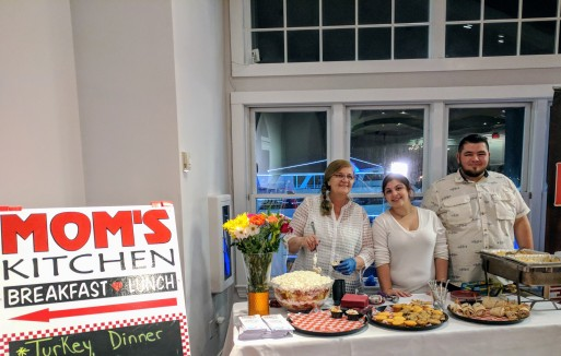 Taste of Cape Ann YMCA Mom's Kitchen 20171109_182850