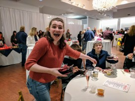 Taste of Cape Ann YMCA teens help host this annual event 20171109_182556