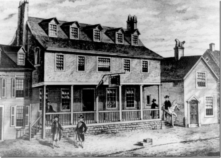 Tun Tavern 11-10-1775