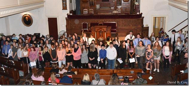 2017 11 18 Ron G-UU Church-Kathy's 80th 027