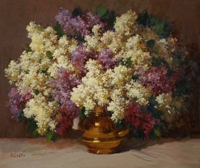Summer Lilac Bouquet