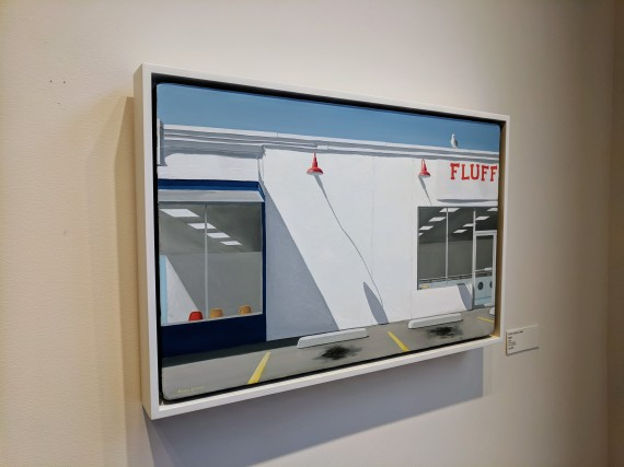 PETER LYONS installation view Trident Gallery December 2 2017 © C Ryan123226