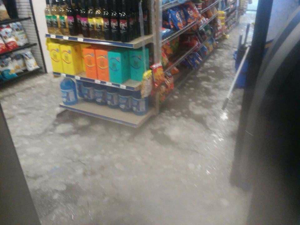 DEVASTATING FLOODING WOODMAN'S ESSEX, DOWNTOWN ROCKPORT ...