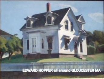 Edward Hopper Hodgkin s House private collection