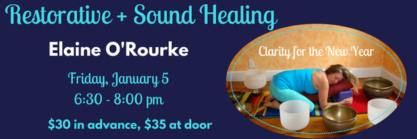 Email header Restorative + Sound Healing