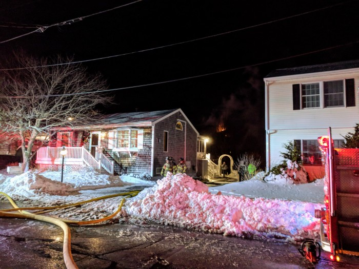 GLOUCESTER MA HOUSE FIRE LONG BEACH ROAD IMG_20180108_195107 ©C RYAN