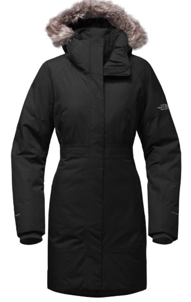 The north face arctic parka canada