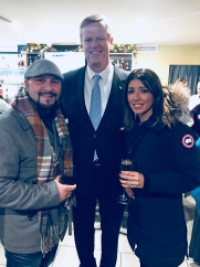 Mayor Sefatia Inauguration Celebration Gov. Baker Tonno Gloucester MA -14 copyright Kim Smith