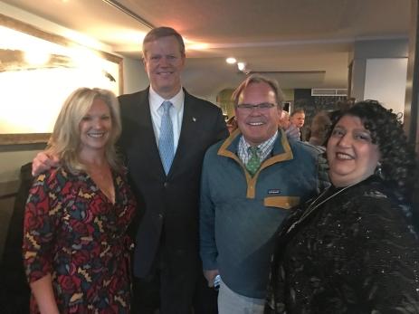 Mayor Sefatia Inauguration Celebration Tonno Gloucester MA -28 copyright Kim Smith