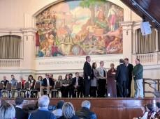 NEW COUNCILORS SWORN IN MAYOR ROMEO THEKEN inauguration jan 1 2018 IMG_20180101_140128