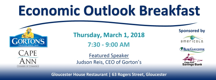 Economic Outlook Breakfast