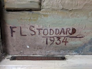 F L Stoddard sig and plate